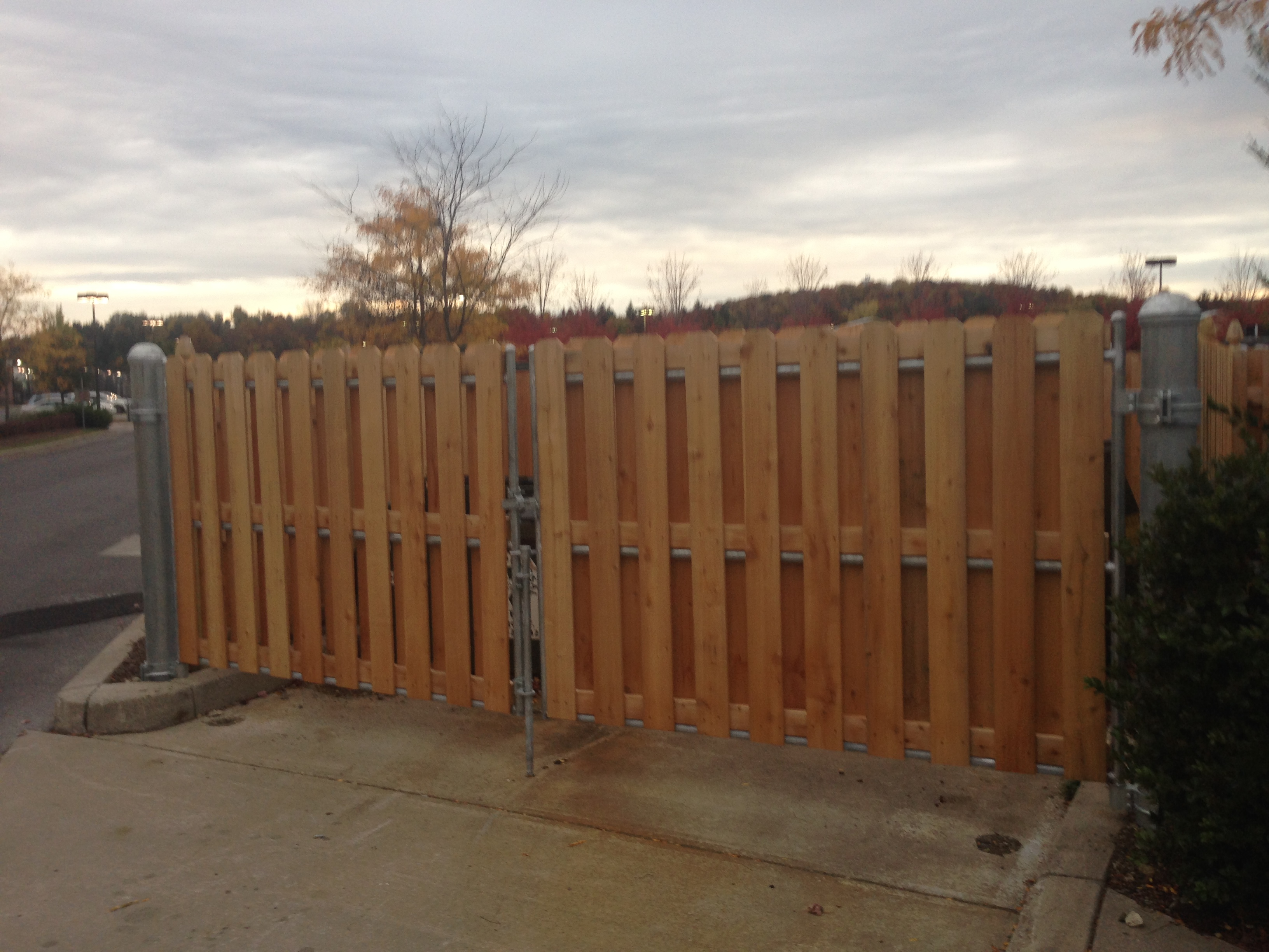 Custom Wood Fence Contractor In Syracuse Ny