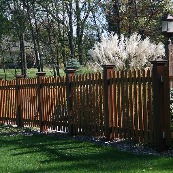 New Wood Fence Style Options | Syracuse, NY | Gasparini Fence Company