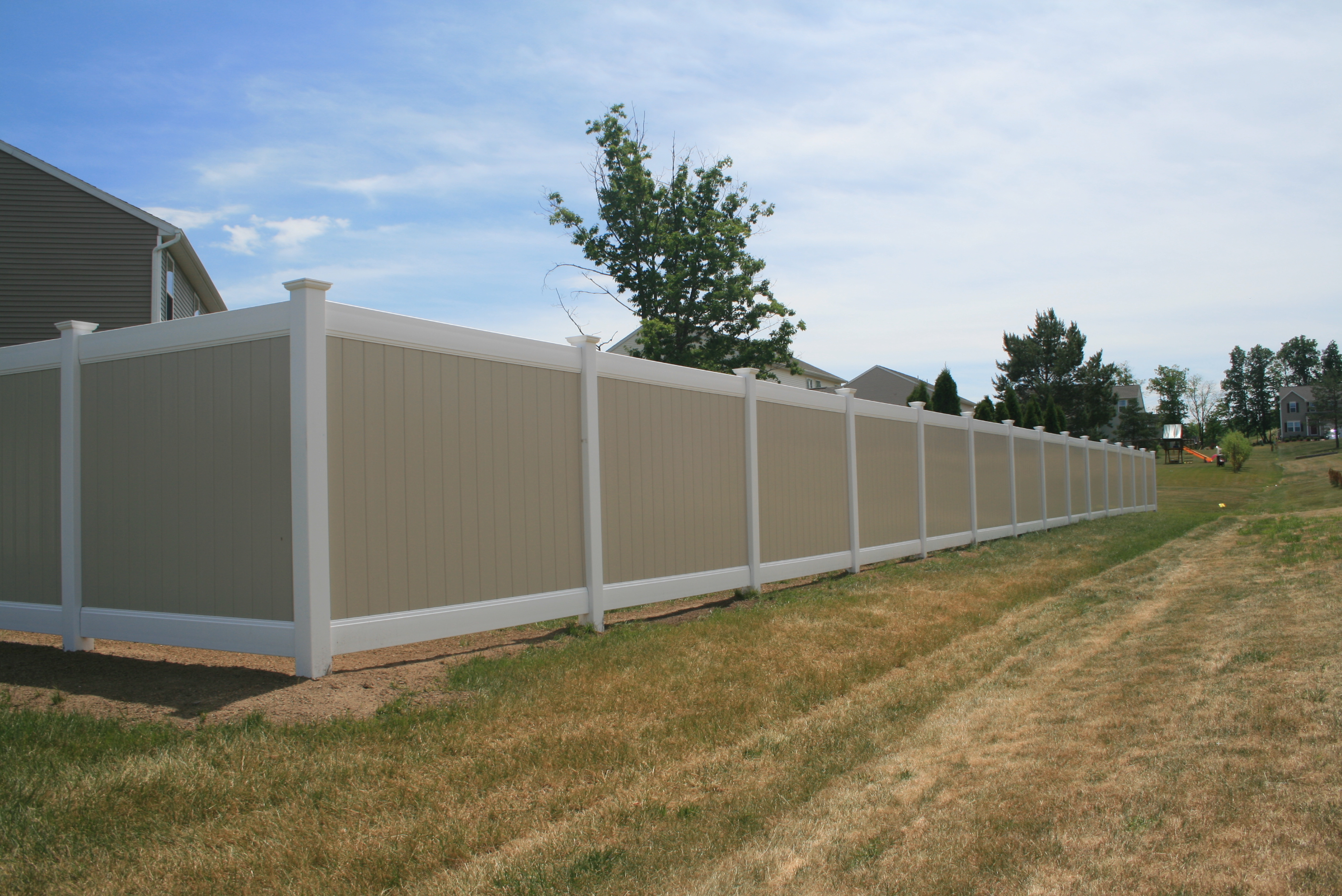 PVC Fence Styles and Colors Syracuse NY